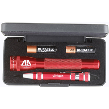 AA Mini-MagLite® with Screwdriver Tool